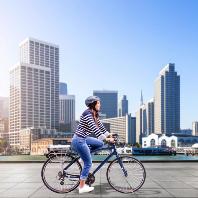 Système de conversion pour vélo électrique