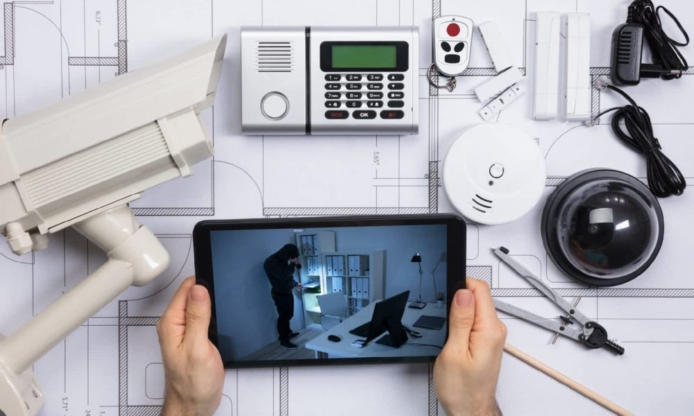 Les types de systèmes de sécurité d'entreprise
