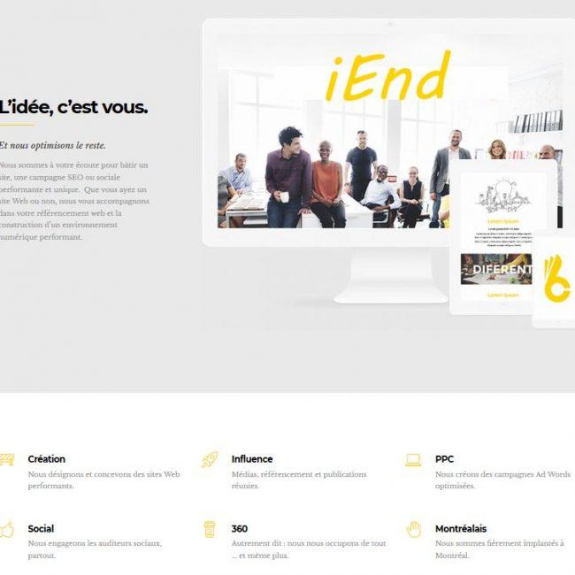 Services iEnd inc.