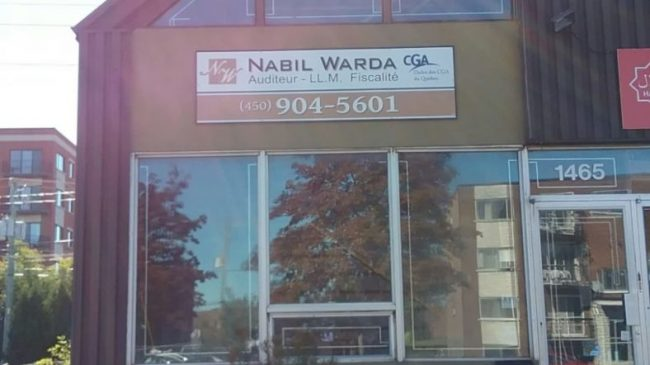 Nabil Warda CGA LL M